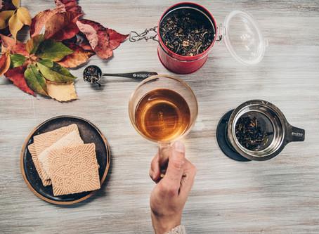 Acompaña tus comidas con los sabores de Adagio Teas