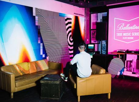 Concursa junto a Ballantine's para ver en vivo al artista urbano Felipe Pantone en Fauna Primavera