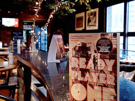#Books: Are you Ready, Player One?
