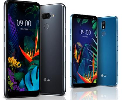 Inteligencia Artificial, durabilidad y resistencia es lo que traen los nuevos LG Q60, K50 y K40