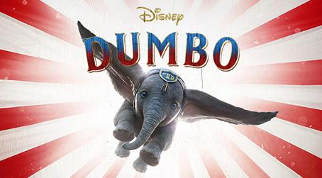 #Movies: La magia de Tim Burton en la nueva pelicula de Dumbo