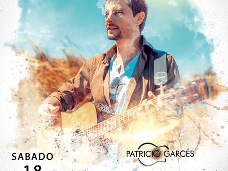 #Música: Patricio Garcés, Noche Sertaneja