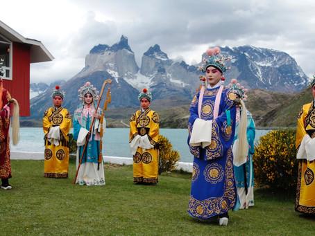 Cielos del Infinito conmemora 500 años del estrecho de Magallanes