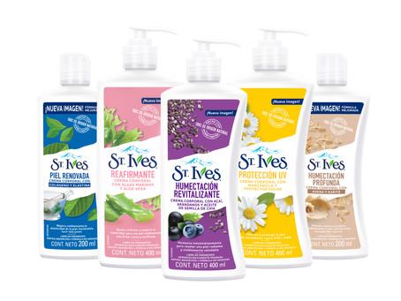 #TryThis: St.Ives te invita a celebrar el día de la madre con increíbles lociones corporales