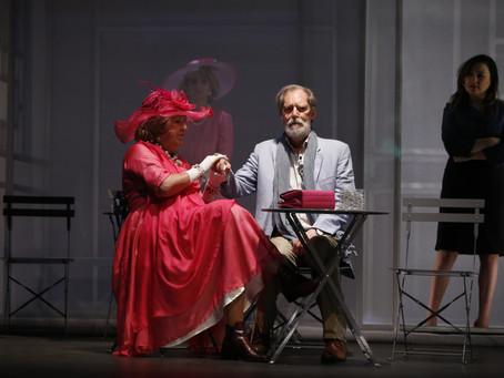 """#Teatro:""""Todos mienten y se van"""", El privilegio de ver a un maestro en escena"""
