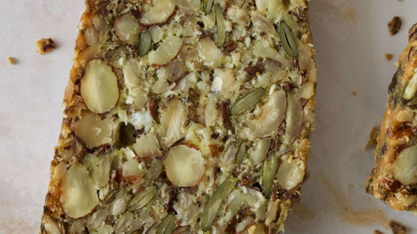 Pan de nueces y semillas (gluten free)