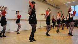 1930s chorus dance course