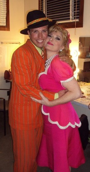 GUYS AND DOLLS at Ogunquit Playhouse