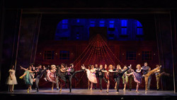 Full Company in WEST SIDE STORY