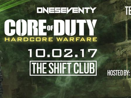 OneSeventy: Core of Duty Hardcore Warfare [10.02.17]