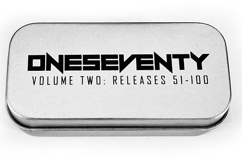 OneSeventy Volume Two: Releases 51-100 [8GB USB]