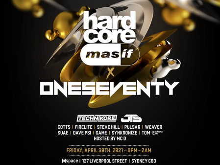 Hardcore Masif x OneSeventy [30.04.2021]