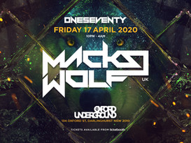 OneSeventy feat. Macks Wolf (UK) [17.04.2020]