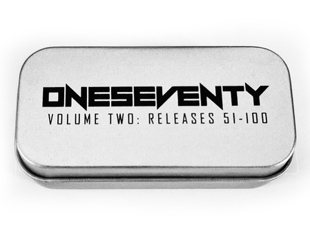 OneSeventy Volume Two: Releases 51-100 [8GB USB] now available for PRE-ORDER