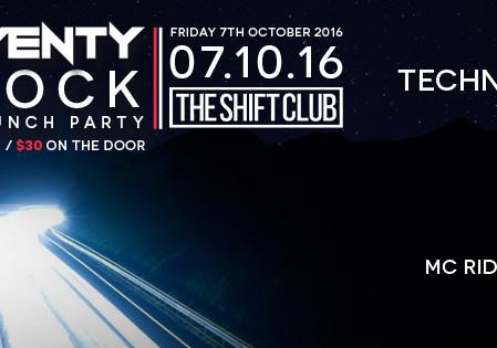 OneSeventy: Gridlock Launch Party feat. Brisk // 07.10.16