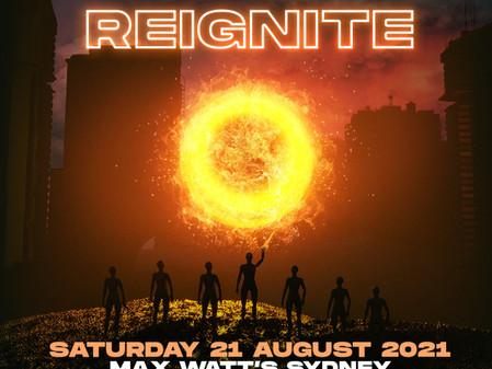 OneSeventy: REIGNITE [21.08.2021]