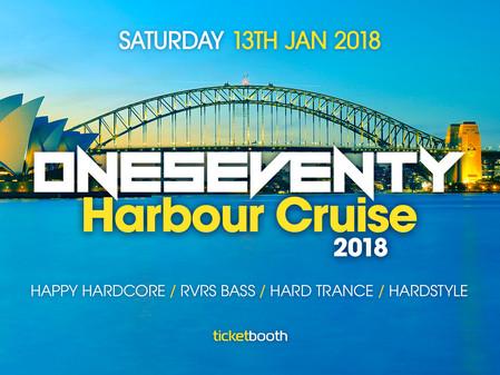 OneSeventy: Harbour Cruise 2018