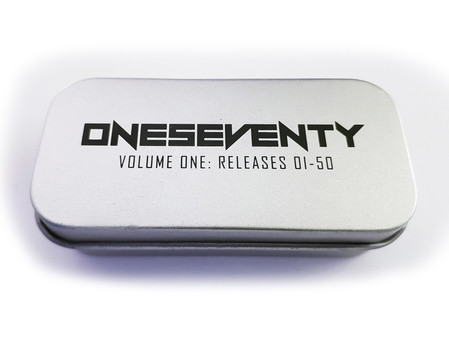 OneSeventy Volume One: Releases 01-50 [8GB USB]