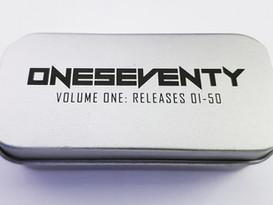 OneSeventy Volume One: Releases 01-50 [8GB USB]