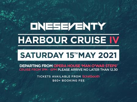 OneSeventy: Harbour Cruise IV [15.05.2021]