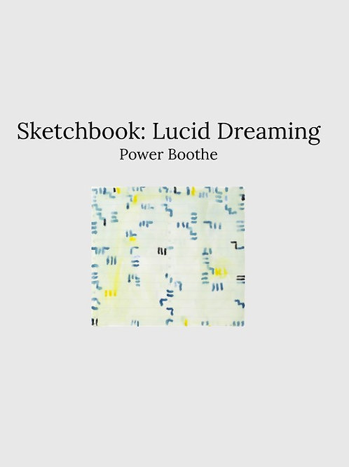 Sketchbook: Lucid Dreaming