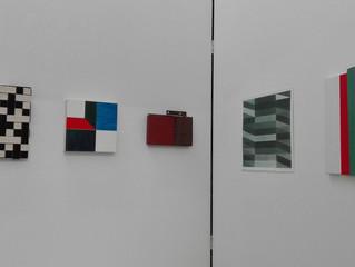 10 Ways, Ten American Abstract Artists, Dr. Julius Gallery, Berlin, Germany