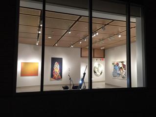 September 2016: Chromatic Space, Shirley Firerman Art Center, New York, NY