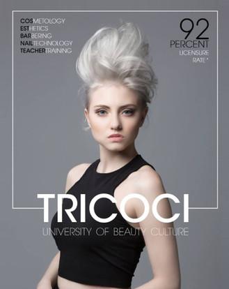 Tricoci University Enrollment Magazine