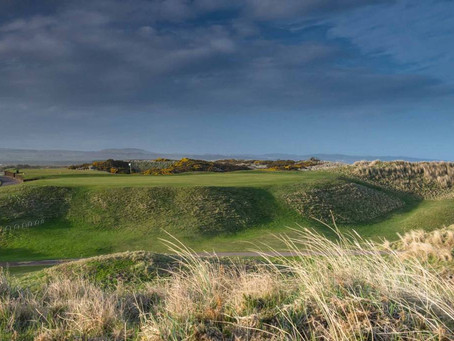 The Best Golf in Scotland at Half the Price by Mike Buchan