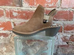 sandals brown