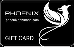 Phoenix Gift Card 2020