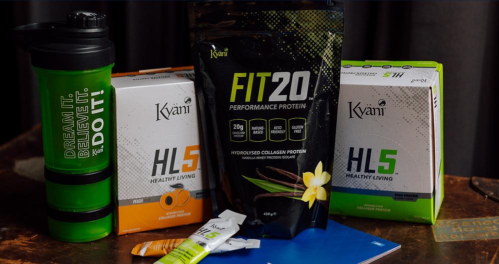 Stärkt euren Körper, festigt euer Bindegewebe und verliert an Gewicht mit hochwertigen NEMs.