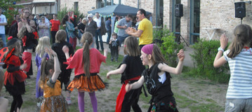 Auftritt Kinderfest - Fit-Berlin-Brandenburg