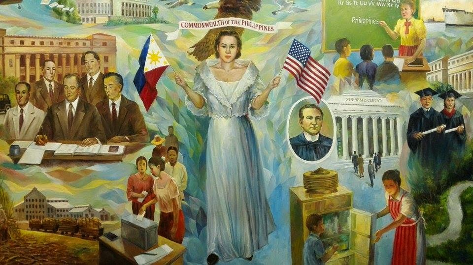 The Philippines Under the Stars & Stripes by Cris Cruz