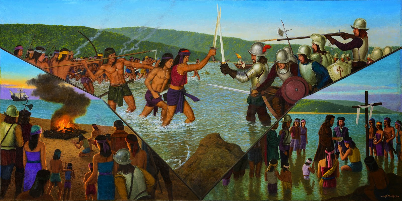 _EL15851-The West Discovers the Philippines II