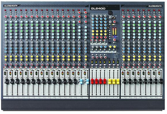 Allen&Heat mixer GL2400
