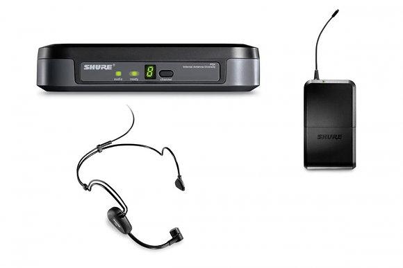 Micro sans-fil Shure PG58