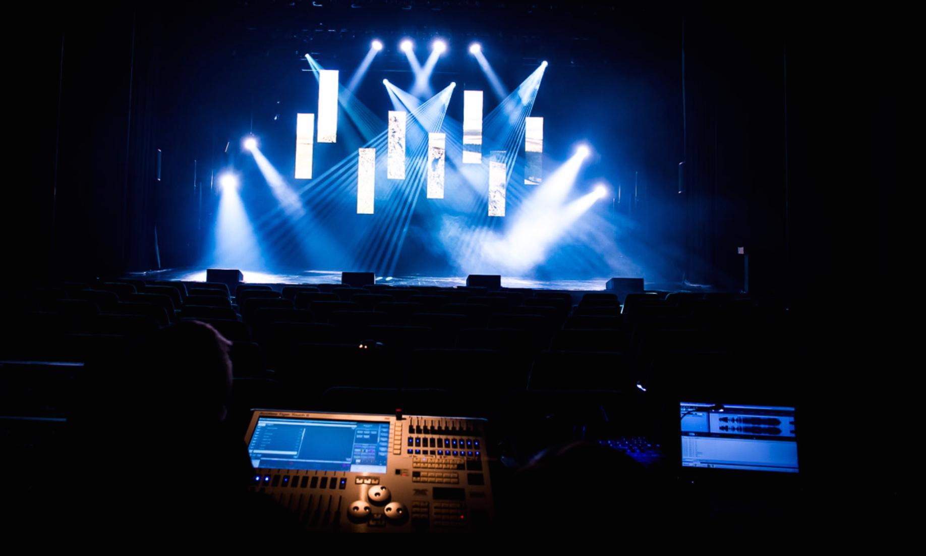 Rental light, sound, video
