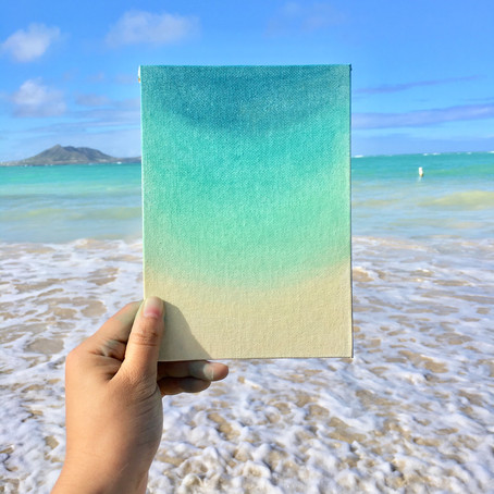 "Inspired By Nature : ""Colors Of Kailua"""