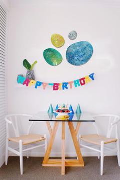 First Baby Boy Celebration Piece for Yanagida's