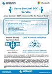 Azure Sentinel SOC Services