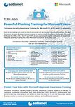 Powerful Phishing Training for Microsoft Users