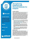 Strengthening Endpoints with Microsoft Defender for Endpoint