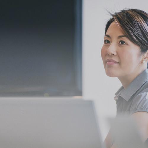 Asian Businesswoman