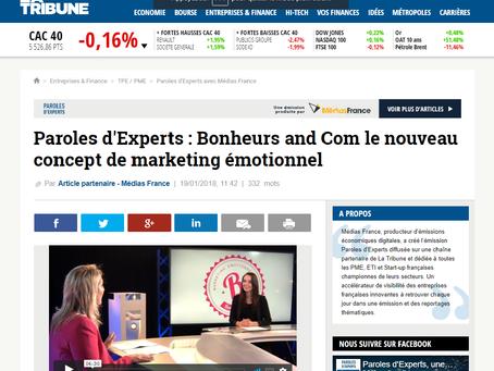 Emission TV pour Bonheurs and Com