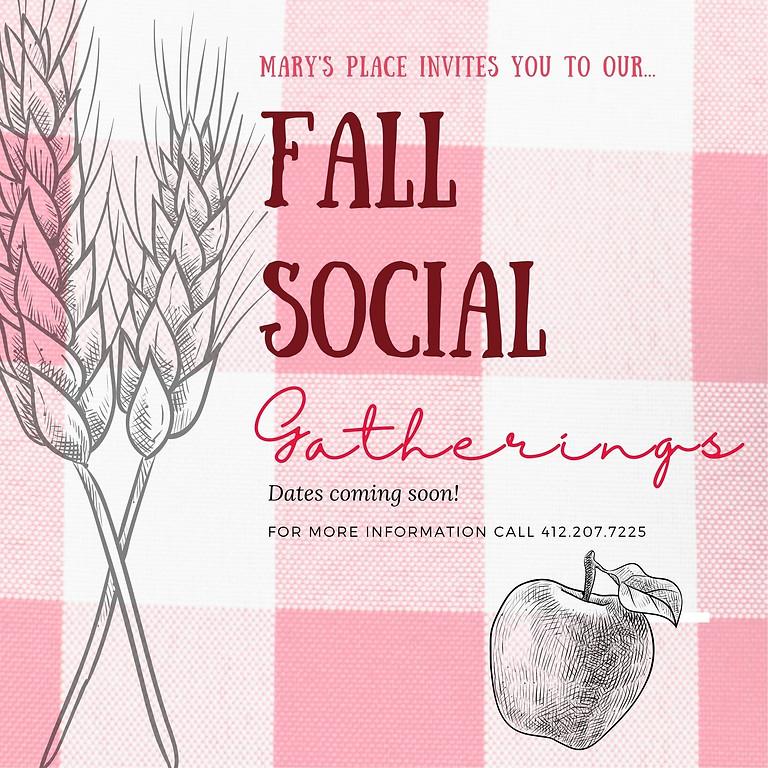 Fall Social Gathering