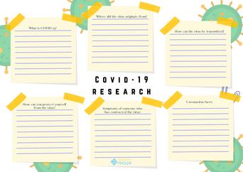 Covid-19 Research #Lockdown