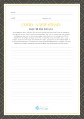 Covid a New Strain