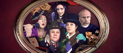 The Mystery of Edwin Drood at Circa Theatre