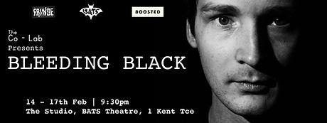 Bleeding Black Facebook cover image